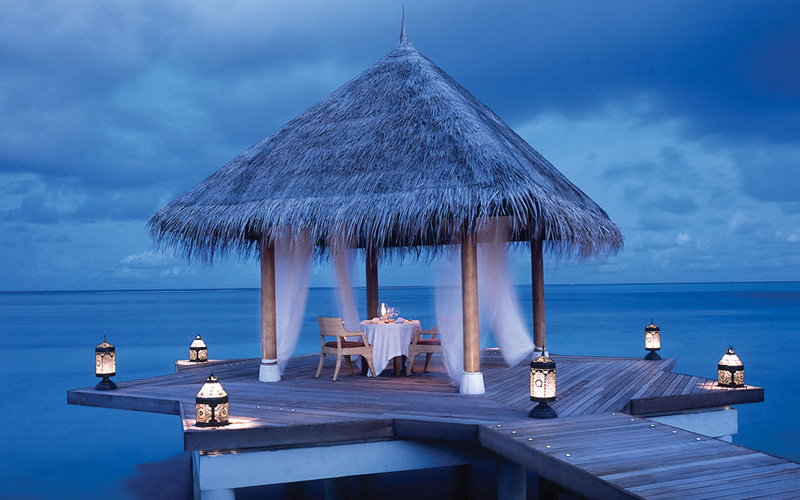 Top 5 Most Romantic Destinations to Express Your Love